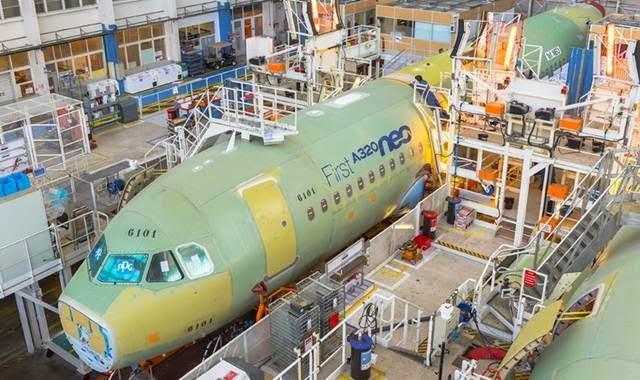 pesawat A320neo
