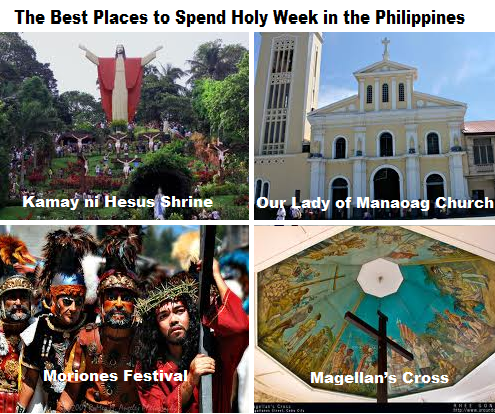 The Best Places to Spend Holy Week in the Philippines