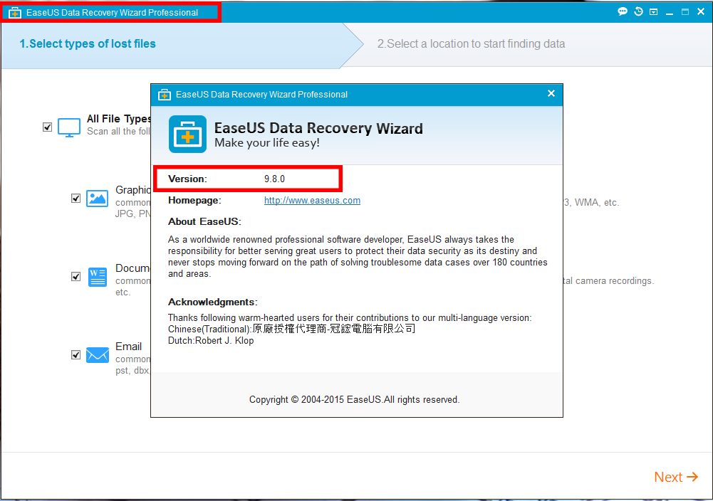 easeus data recovery wizard keygen