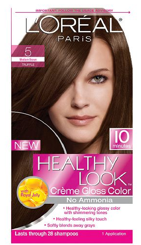 LOreal Healthy Look Creme Gloss Color