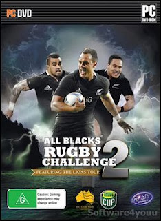 Rugby Challenge 2: Featuring The Lions Tour