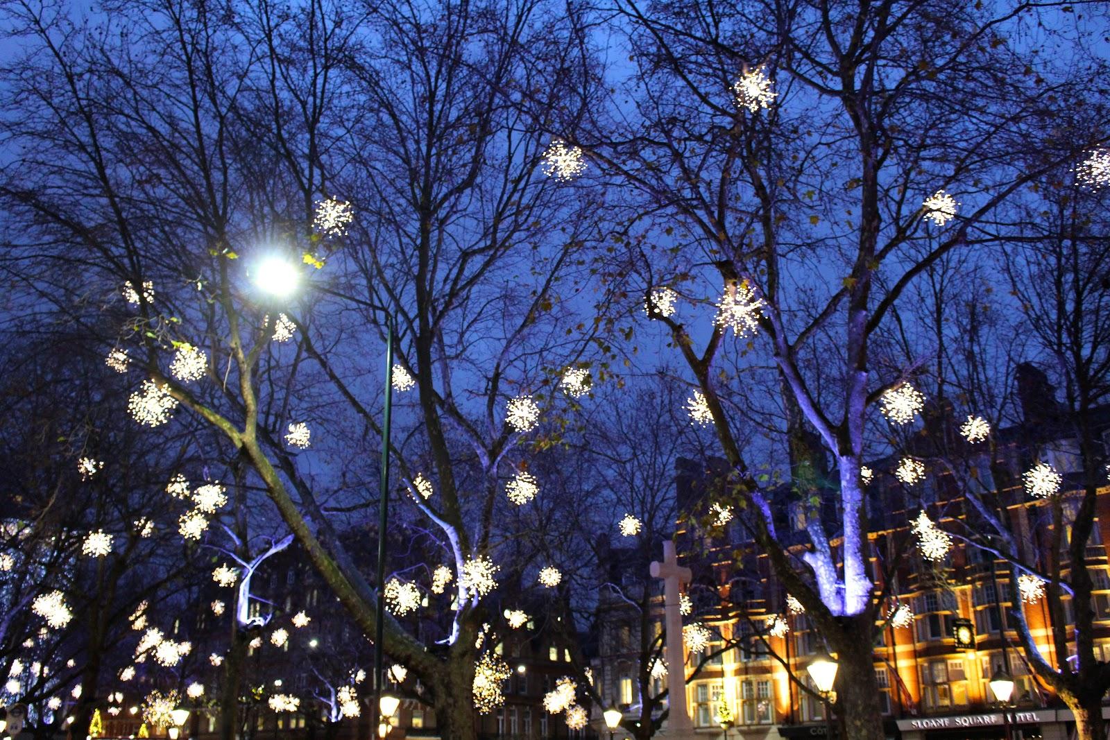 Sloane square christmas