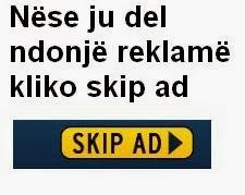Nëse ju del ndonjë reklamë kliko skip ad