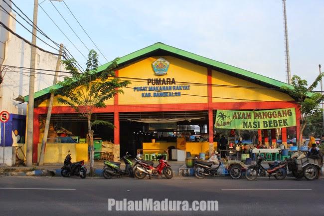 Pumara - Pusat Makanan Rakyat Kabupaten Bangkalan