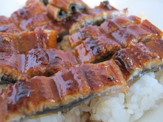 Unagi in Japan