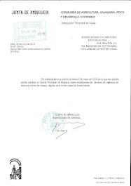 La Administración nos remite copia del escrito sobre las cámaras en los centros de trabajo.