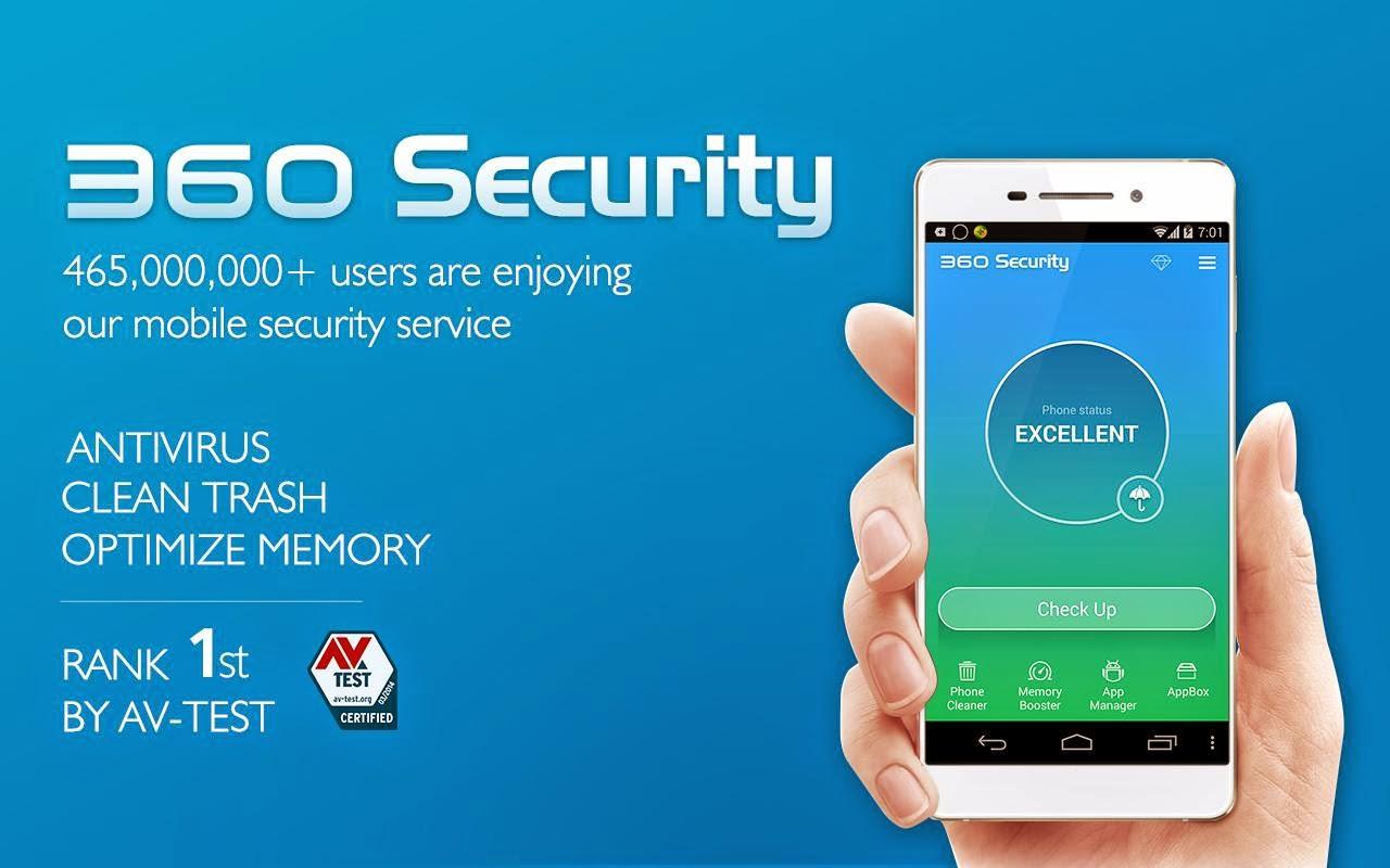 Aplikasi Antivirus Gratis