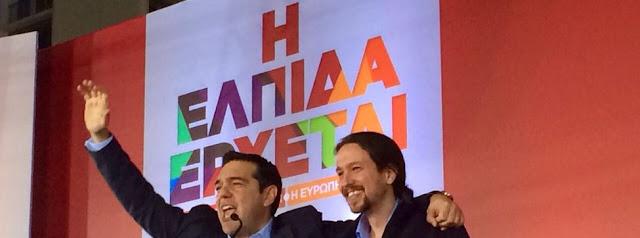 Tsipras, farsante,