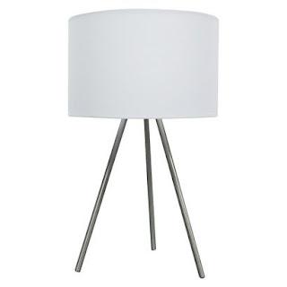 target tripod table lamp brushed nickel
