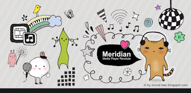 Meridian Media Player Pro v2.4.9c Apk App