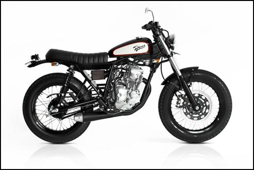 Yamaha Scorpio Bali - Jap Style title=