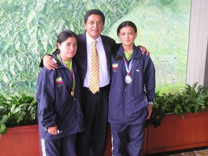 Fernando Flórez, garantía de apoyo a los deportistas desde el Congreso