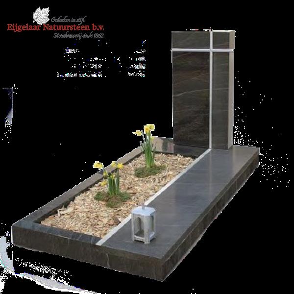 grafsteen rvs, grafsteen met rvs, rvs grafmonumenten