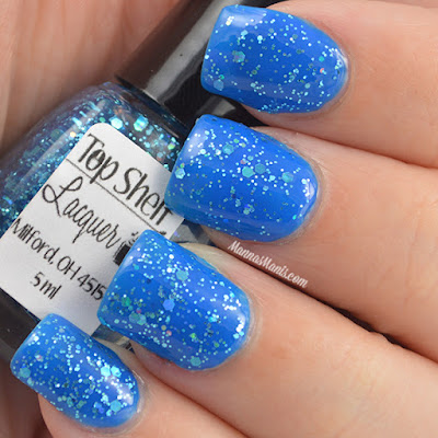 Top Shelf Lacquer Horizon Blue Skies swatches