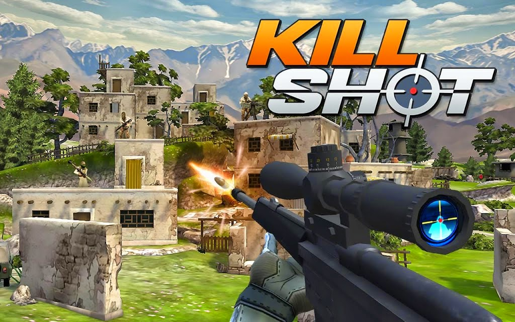 Download Kill Shot Mod ( Unlimited Money ) Full Apk Android