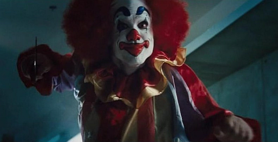 The horror club 10 horrific clowns for you to dream about for Killer clown movie