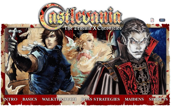 Download [PSP] Castlevania - The Dracula X Chronicles (USA) ISO Free