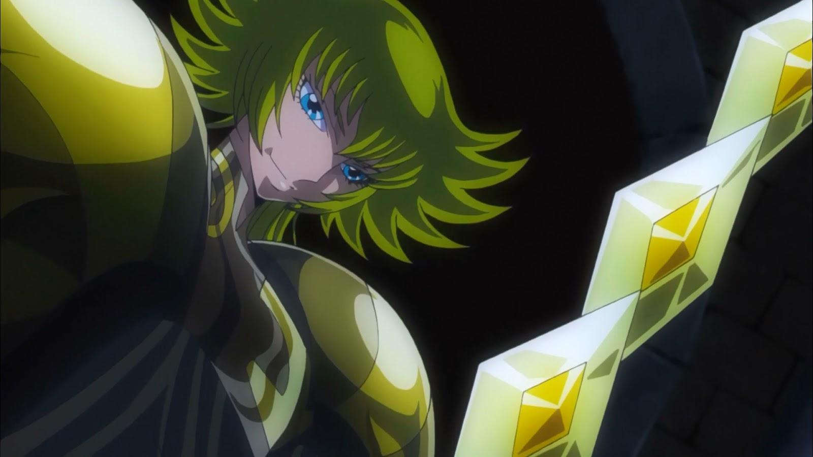 Saint Seiya Omega Temporada 2 Capitulo 07