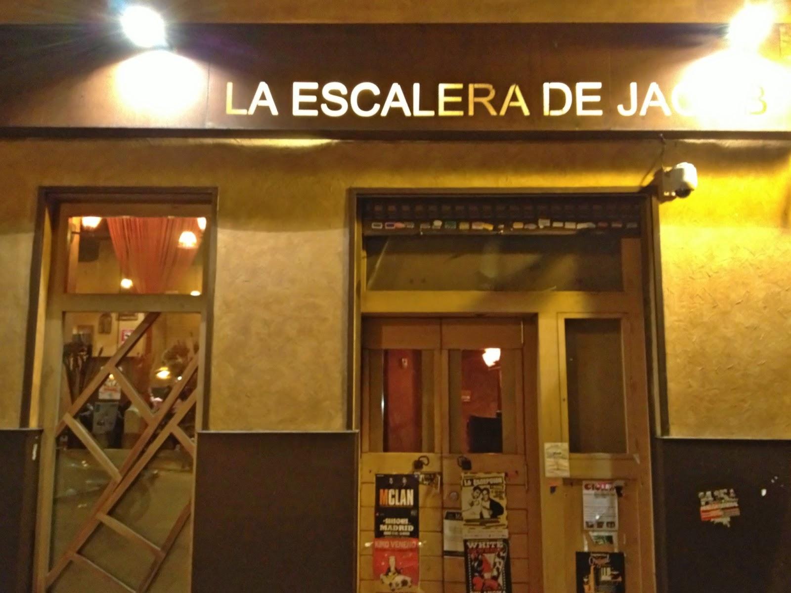 Nocturnus un plan por pelda o en la escalera de jacob for La escalera de jacob