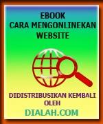 Download Ebook Cara Mengonlinekan Website