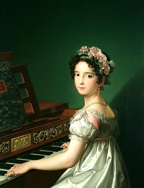 Iconografía musical en el Museo Lázaro Galdiano