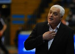 Trener košarkaškog kluba Radnički -Kragujevac