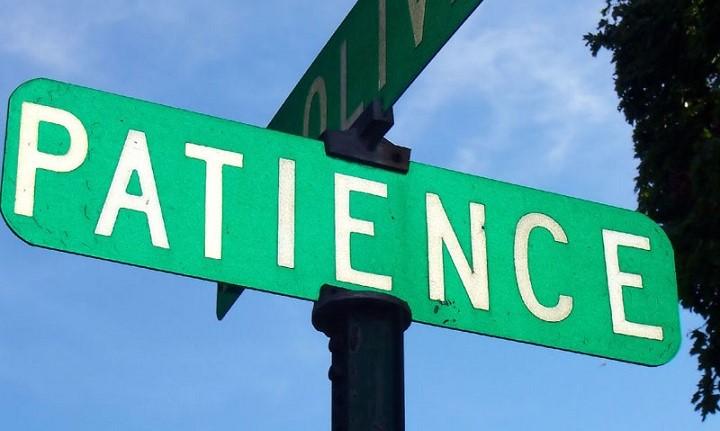 Investimento em Paciencia