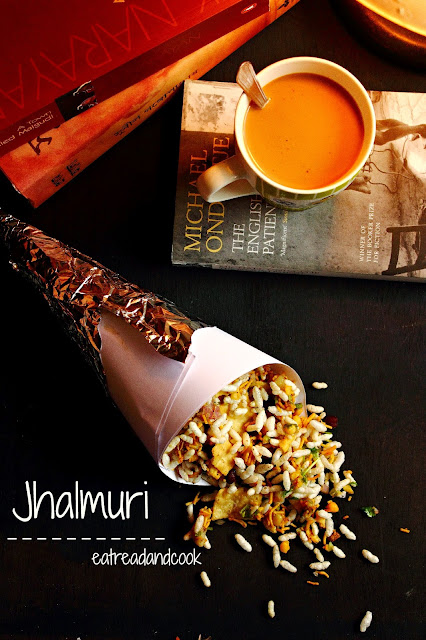 how to make jhalmuri
