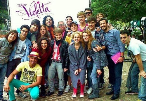 Violetta les plus belle photo de violetta - Tous les personnages de violetta ...
