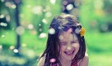 أجمل صور أطفال في الطبيعة