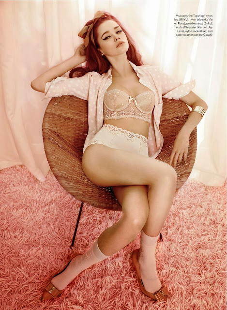 Retro Looks in the Modern World Pink Lady