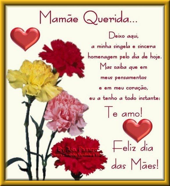 Mensagens Para A Vida Mensagens Dia Das Mães