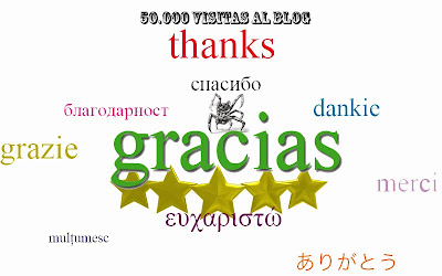 Muchas gracias a todos por seguirme