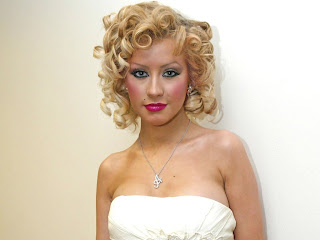 Hot model Christina Aguilera New hot picture photo gallery