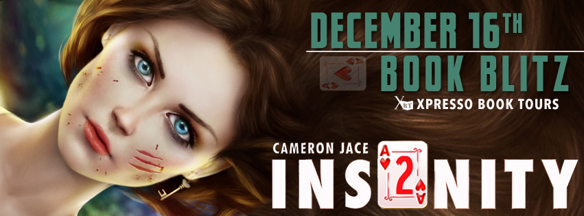 Insanity 2 by Cameron Jace
