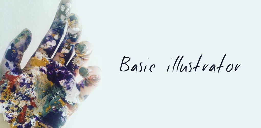 Basic illustrator