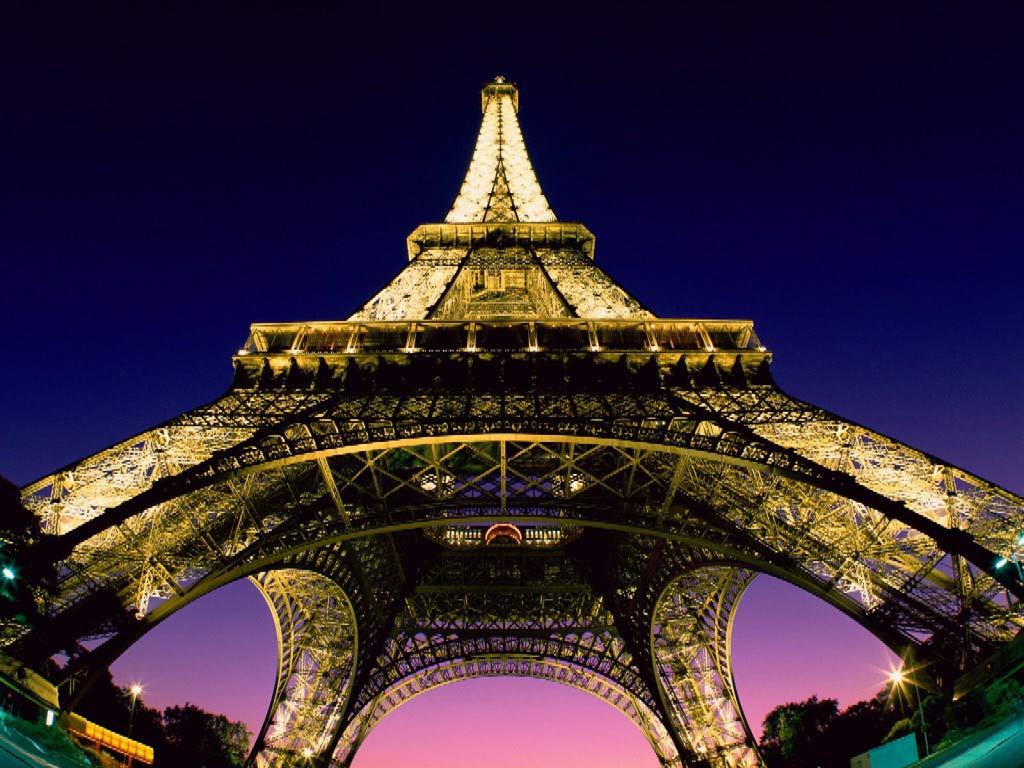 Foto Foto Terindah Menara Eiffel Paris Prancis