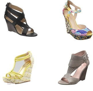Wedges Heels For Women