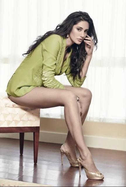 Hot photoshoot of Nargis Fakhri for Maxim Magazine!