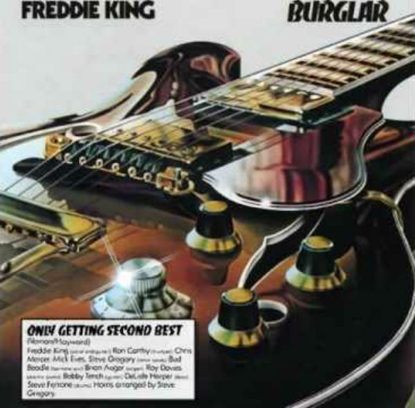 freddie king burglar only getting second best