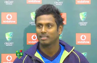 Angelo Mathews ready for captaincy