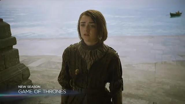 Y Arya que parece que ha llegado a Braavos...