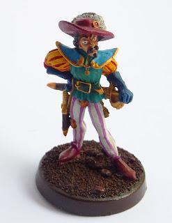Edward Dumond, cavalier