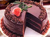 Cake Lapis Cokelat