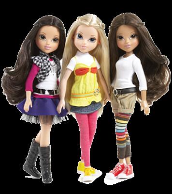 mga dolls