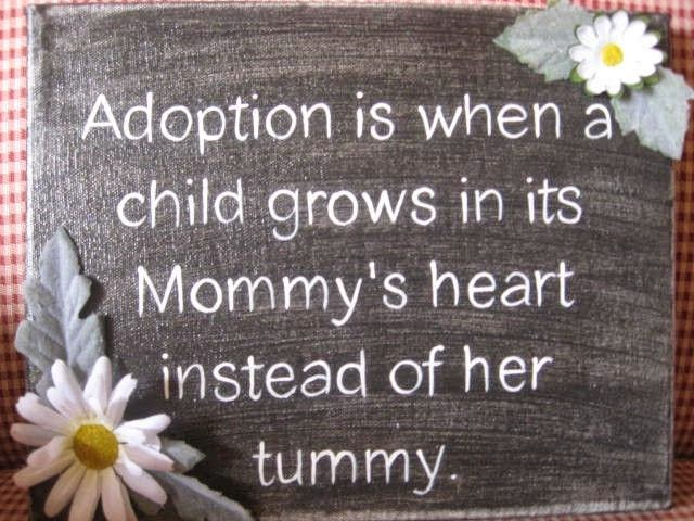 Adoption Quotes Prepossessing A Closer Walk Adoption Quotes