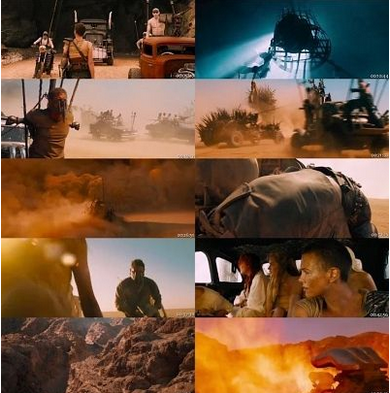 Download Mad Max: Fury Road 2015 Full Hindi Dubbed Movie 700MB Dual Audio