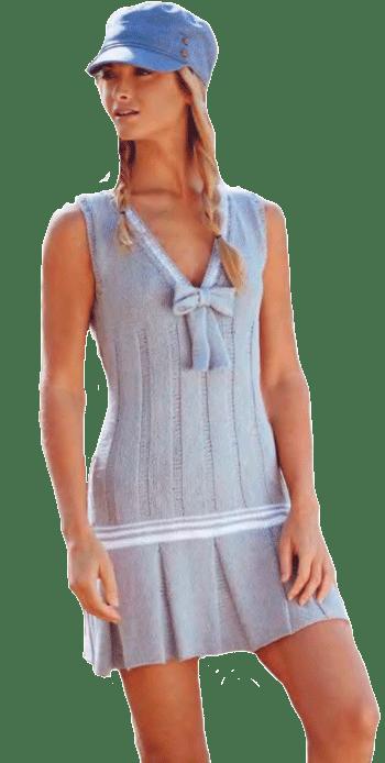 платье для игры в теннис