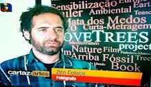 LoveTreesProject no Cartaz das Artes/TVI, por Zito Colaço.
