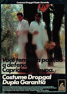 anúncio tecidos rhodia de 1976.  moda anos 70; propaganda anos 70; história da década de 70; reclames anos 70; brazil in the 70s; Oswaldo Hernandez